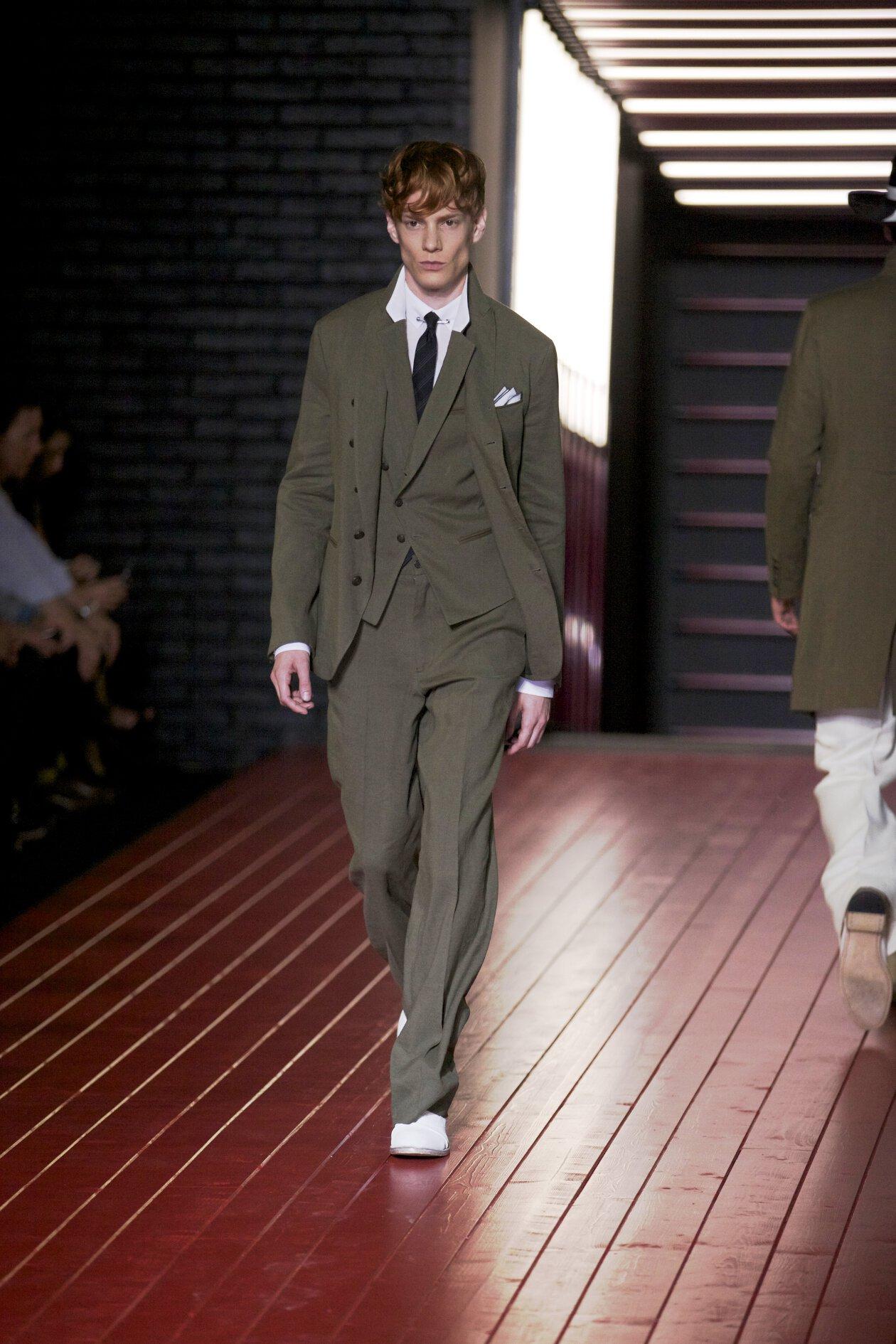 John Varvatos Spring Summer 2013 Men Collection Milano Fashion Week Fashion Show