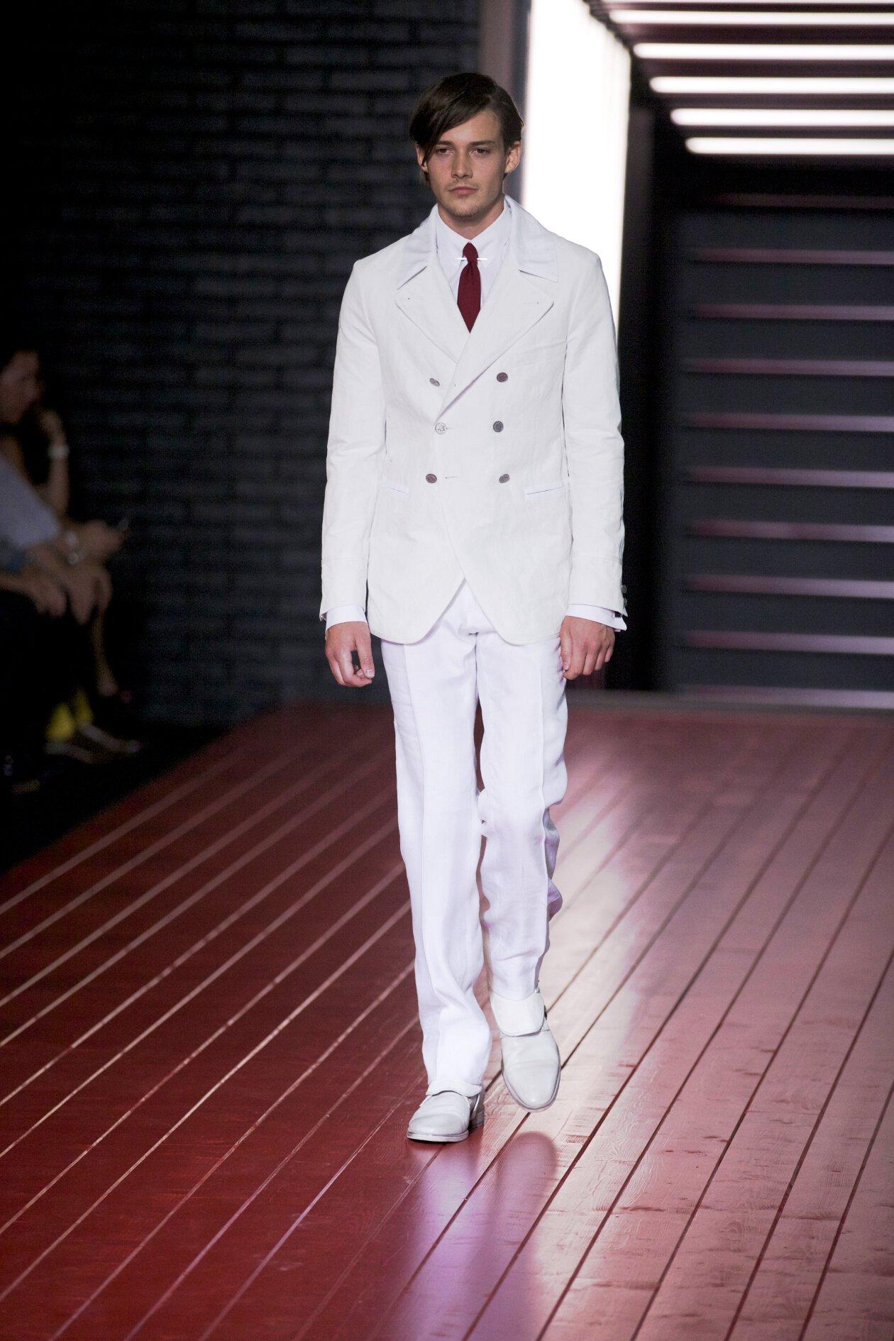 John Varvatos Spring Summer 2013 Men's Collection - Milano Fashion Week - John Varvatos 2013 SS