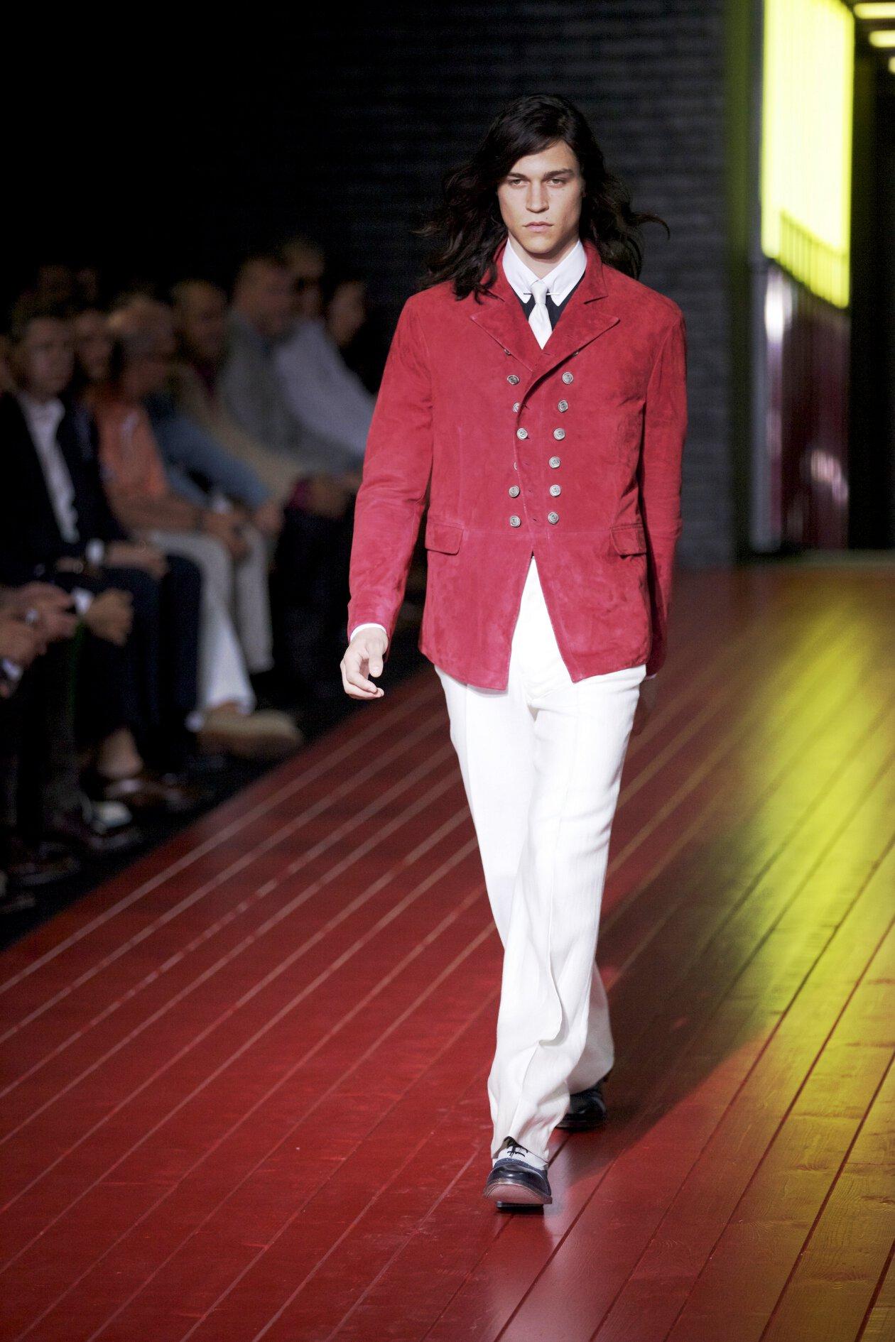 John Varvatos Spring Summer 2013 Menswear Collection Milano Fashion Week