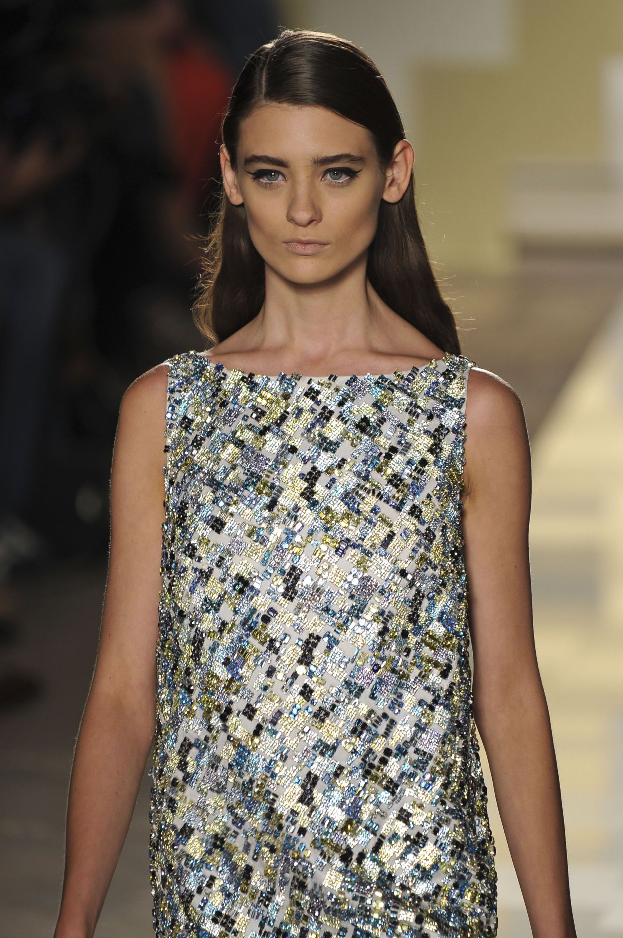 Mila Schön Spring Summer 2013 Milano Fashion Week