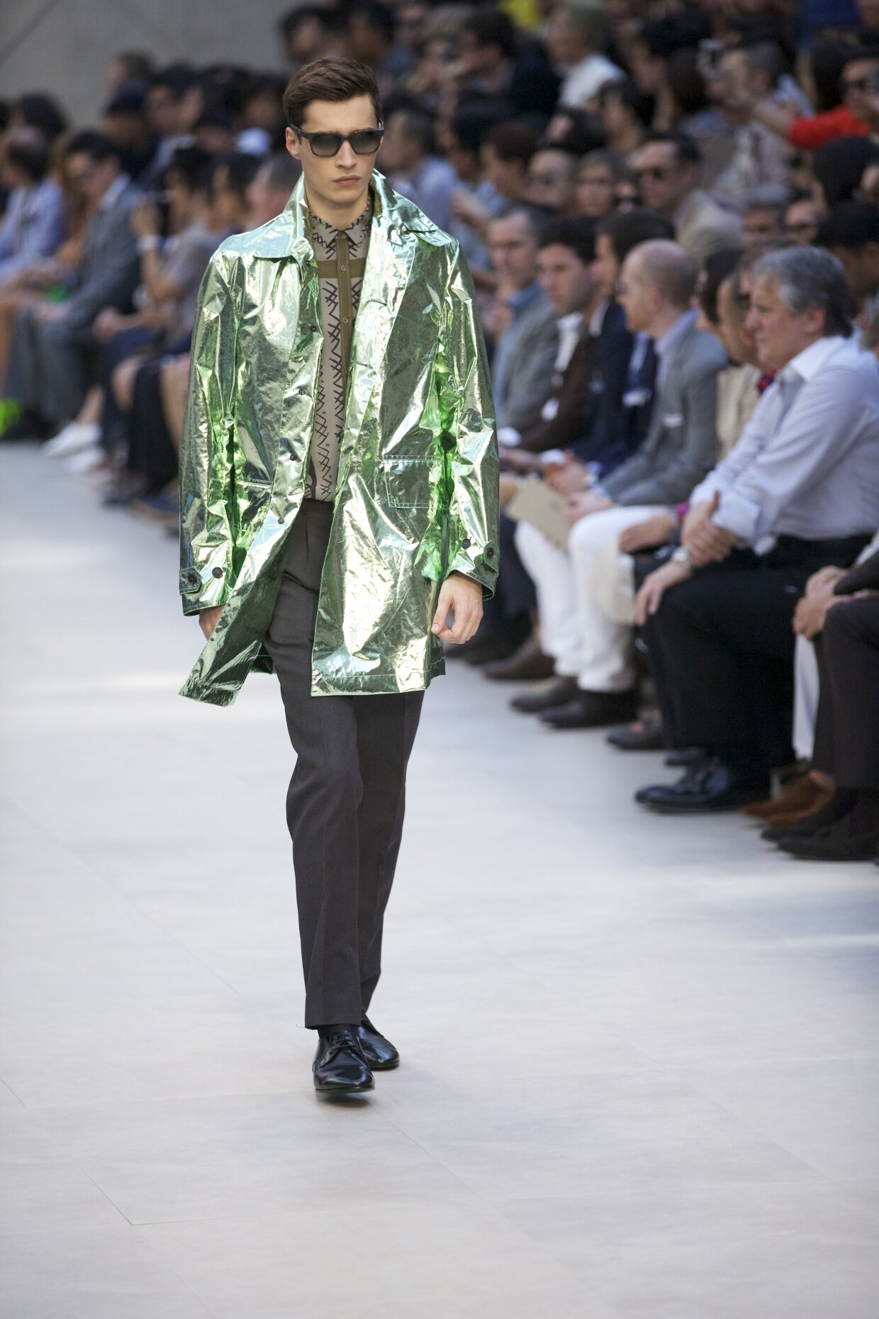 Runway Burberry Prorsum Spring Summer 2013 Men Collection Milano Fashion Week