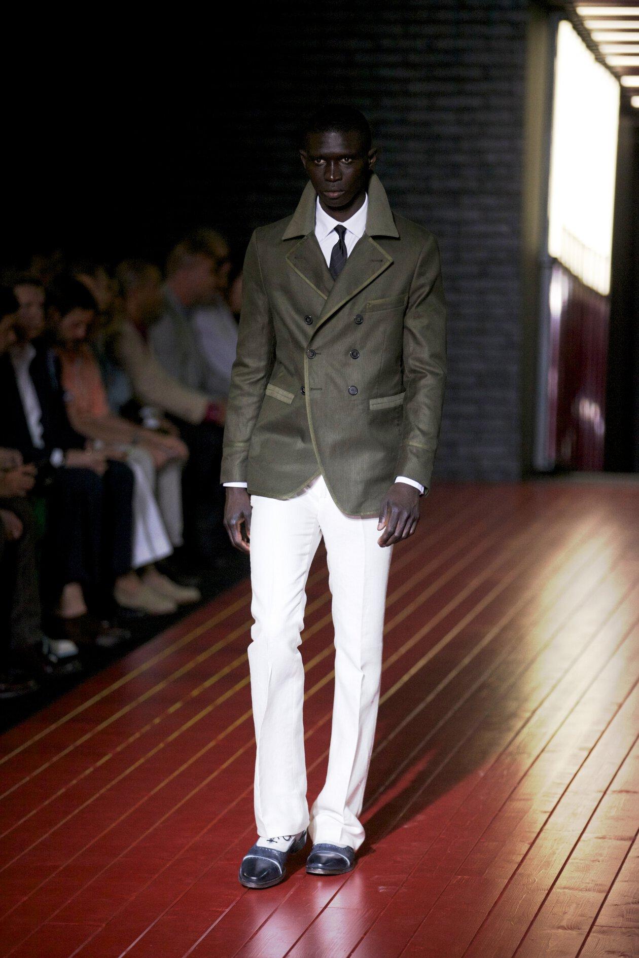 Runway John Varvatos Spring Summer 2013 Men Collection - Milan Fashion Week