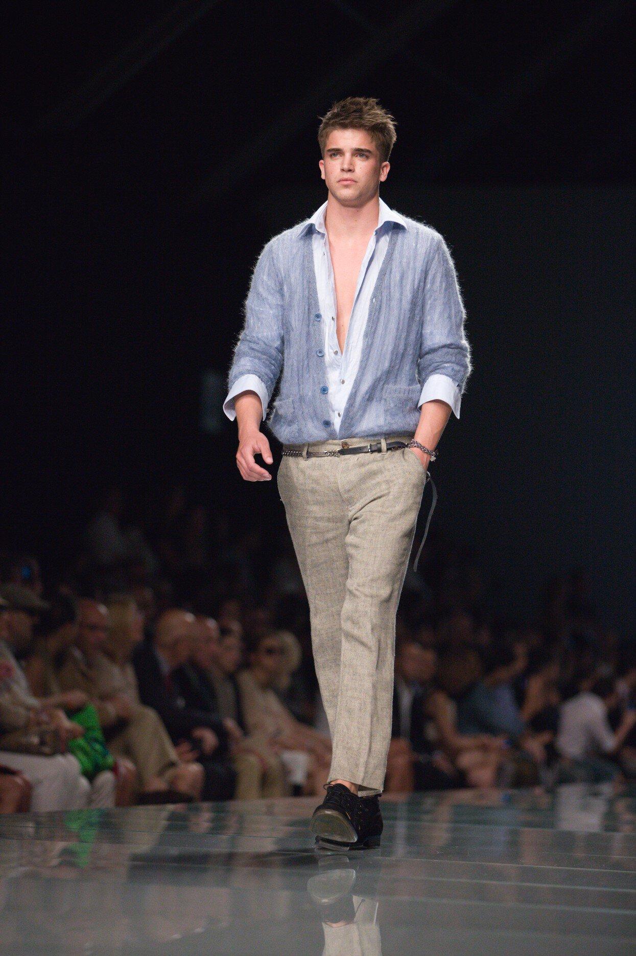 Spring 2013 Fashion Trends - Ermanno Scervino