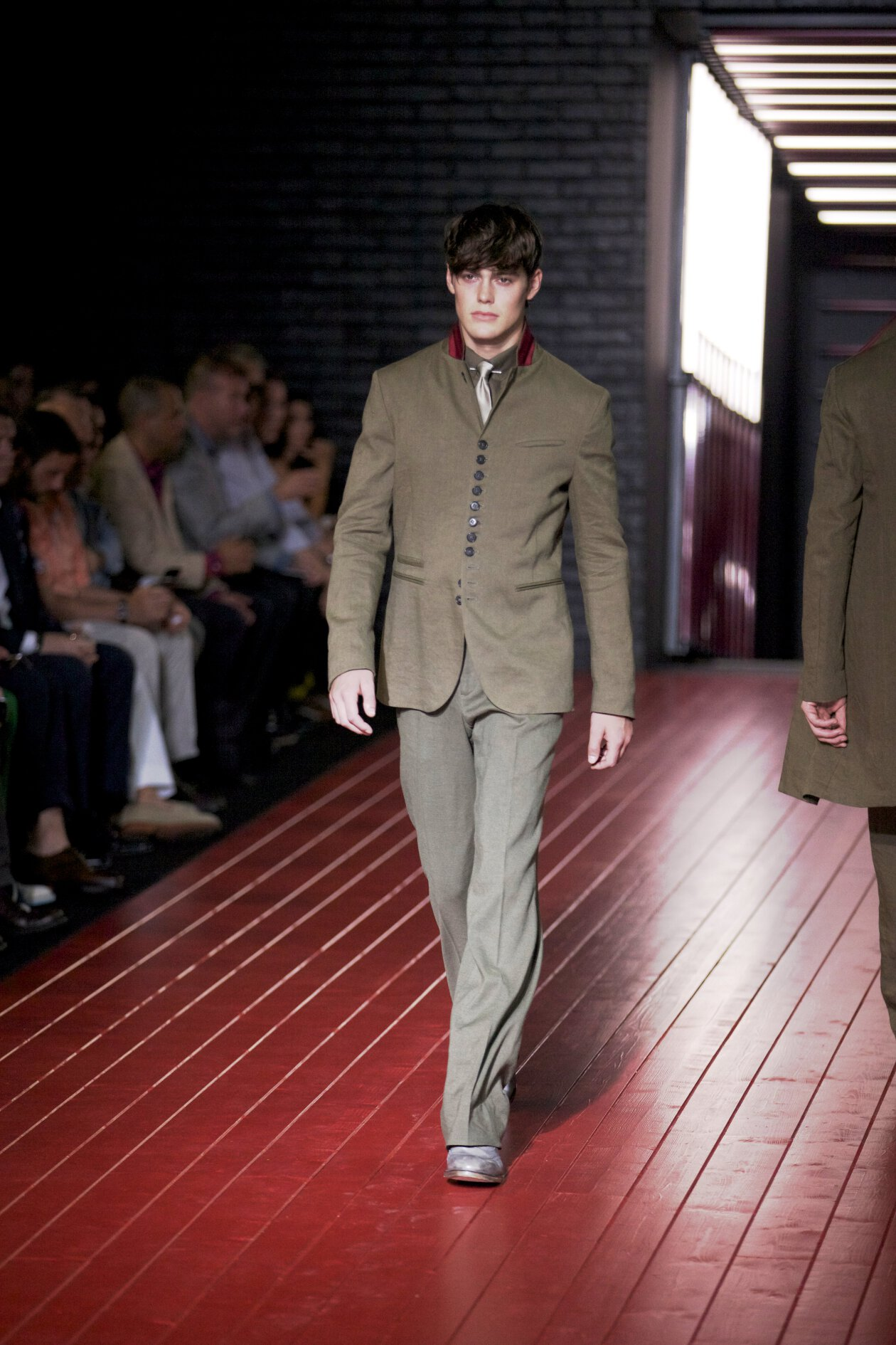 Spring 2013 Men Fashion Show