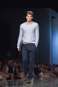 ERMANNO SCERVINO SPRING SUMMER 2013 MEN'S COLLECTION – MILANO FASHION WEEK