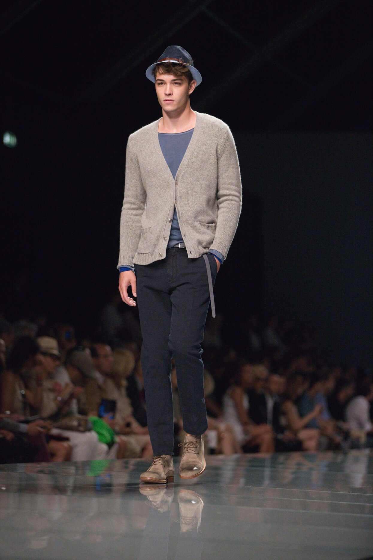 Spring Summer 2013 Fashion Men's Collection Ermanno Scervino