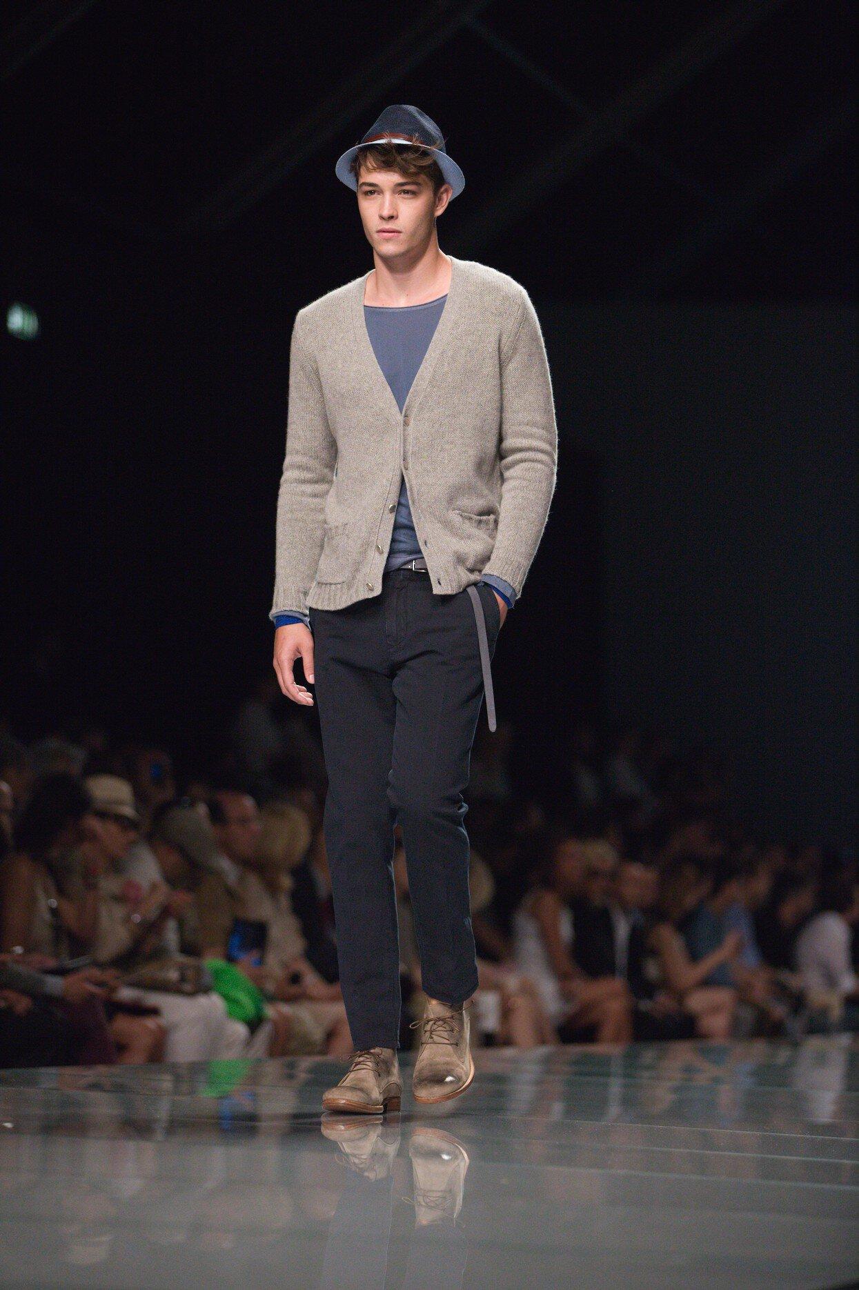 Spring Summer 2013 Fashion Men's Collection Ermanno Scervino