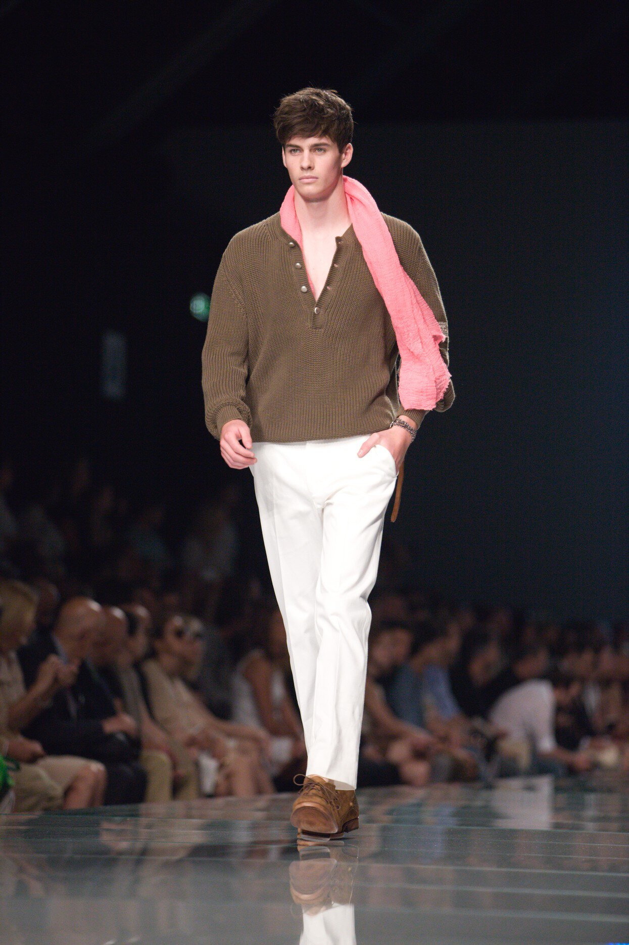 Spring Summer Mens Collection