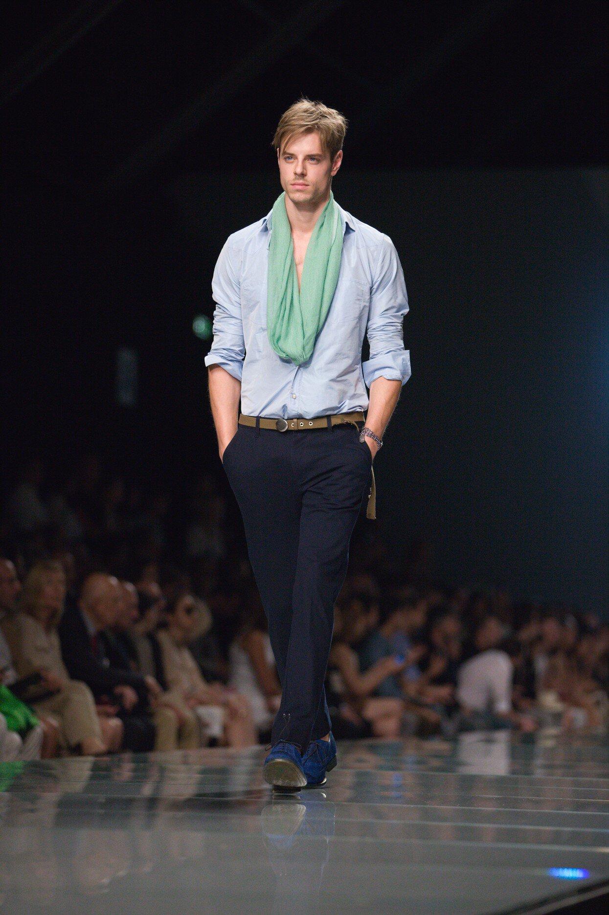 Summer 2013 Fashion Color Trends - Ermanno Scervino