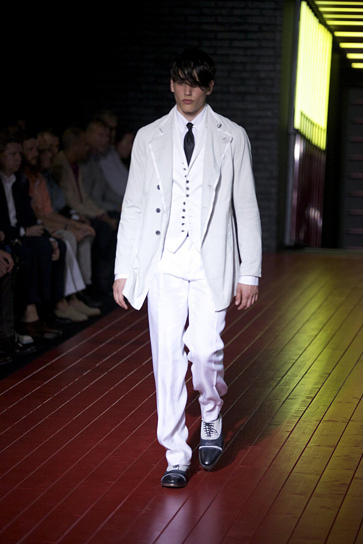 Summer 2013 Fashion Color Trends - John Varvatos