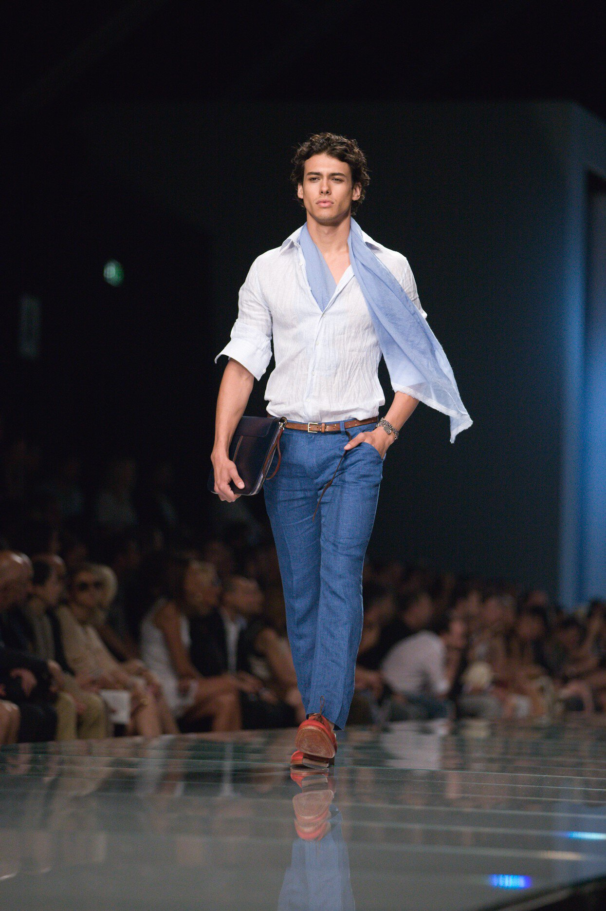 Summer 2013 Fashion Ermanno Scervino