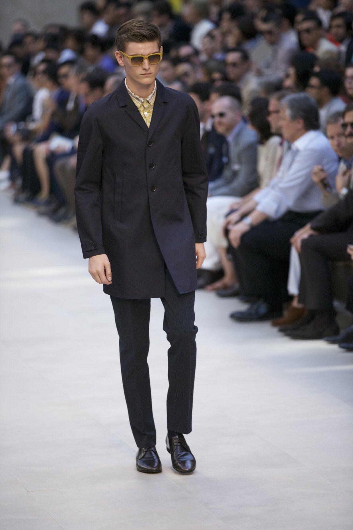 Summer 2013 Fashion Trends Burberry Prorsum