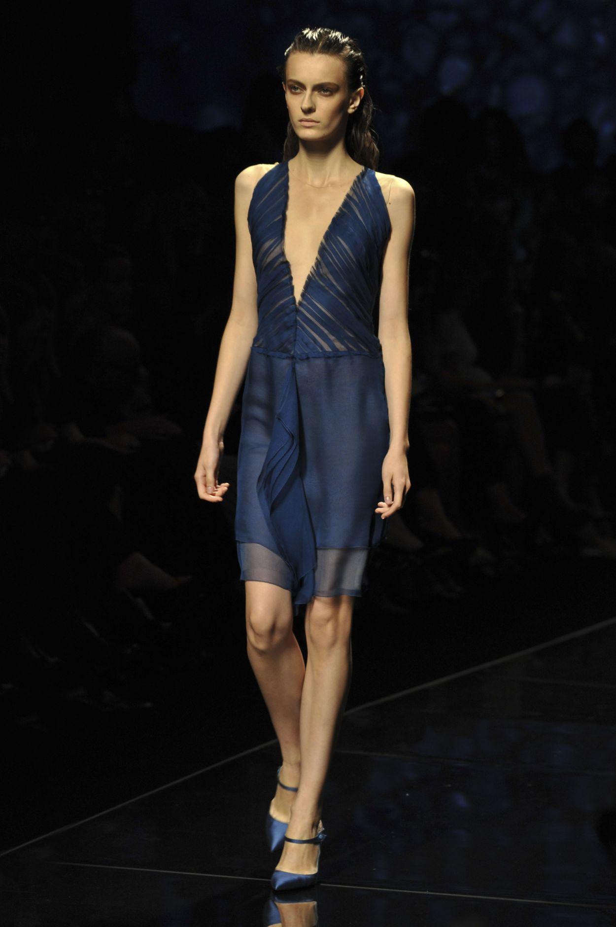 Alberta Ferretti SS 2013 Milan Fashion Week