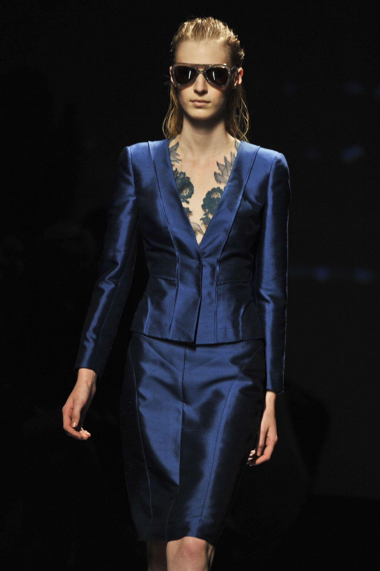 Alberta Ferretti Spring 2013 Collection Milano Fashion Week