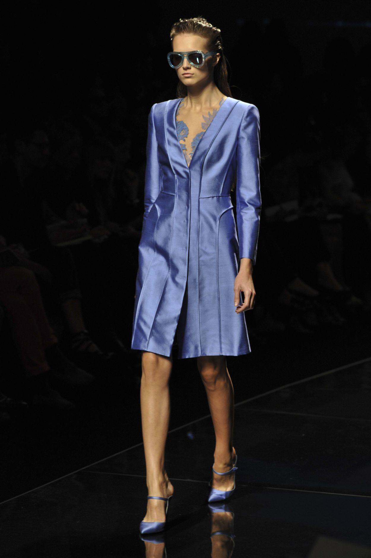 Alberta Ferretti Spring Summer 2013 Milano Fashion Week