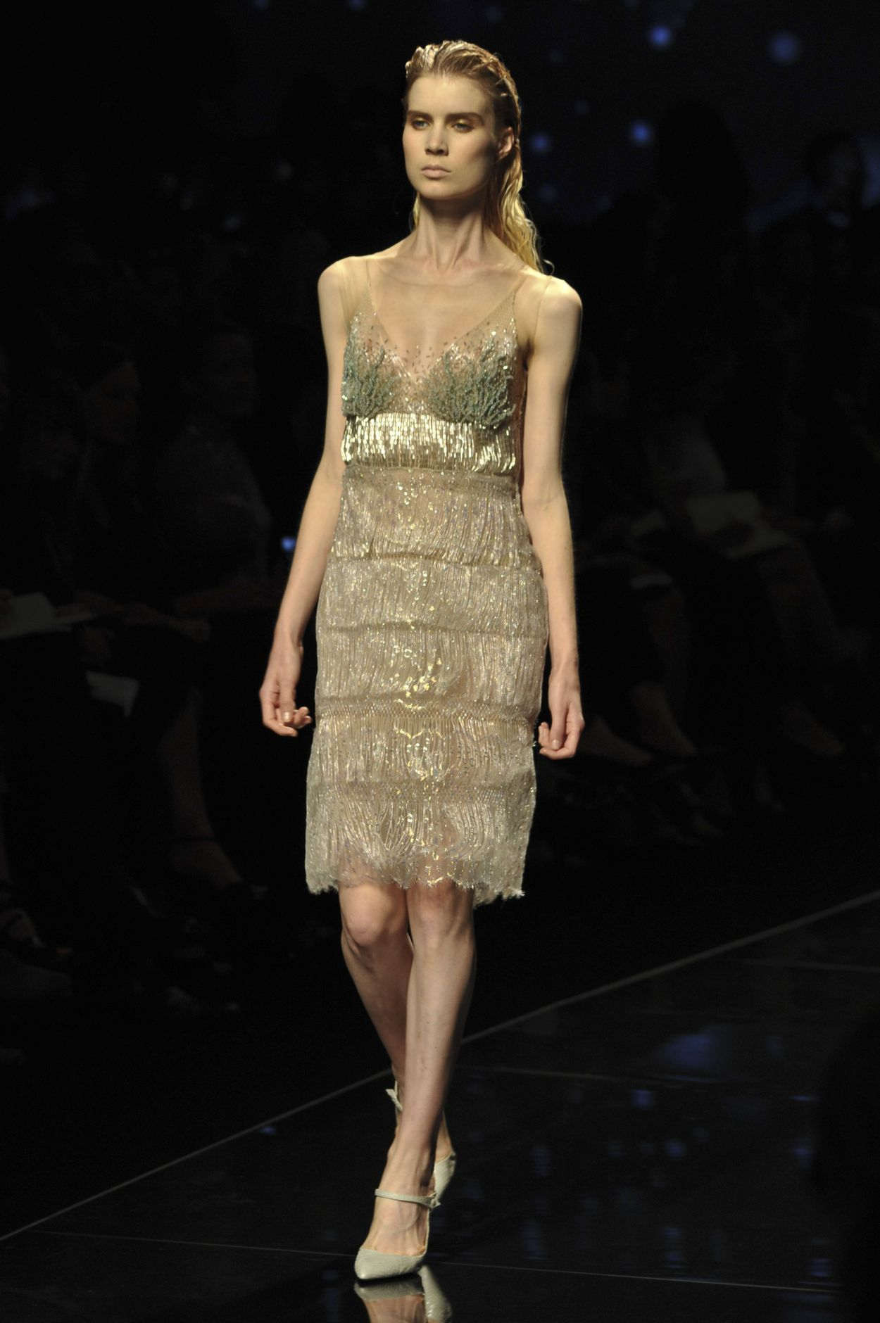 Alberta Ferretti Spring Summer 2013 Women Collection Milano Fashion Week