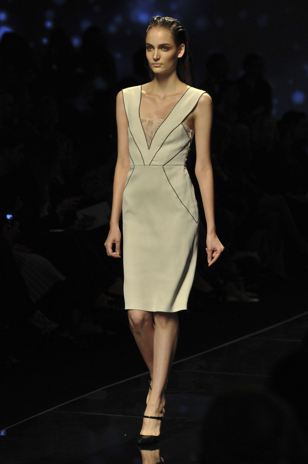 Alberta Ferretti Spring Summer 2013 Women Collection Milano Fashion Week Fashion Show