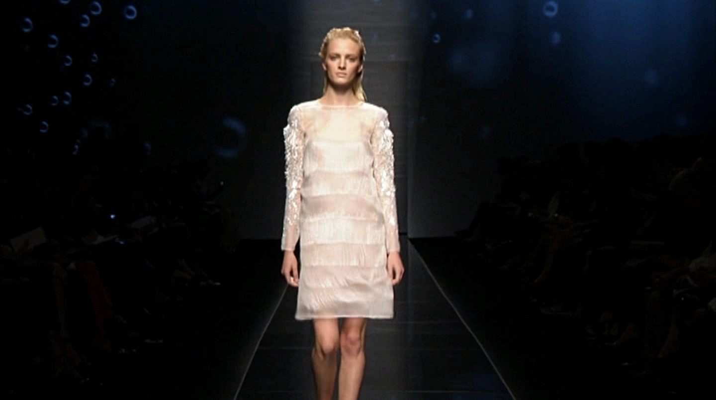 Alberta Ferretti Spring Summer 2013 Women's Fashion Show - Milano Fashion Week
