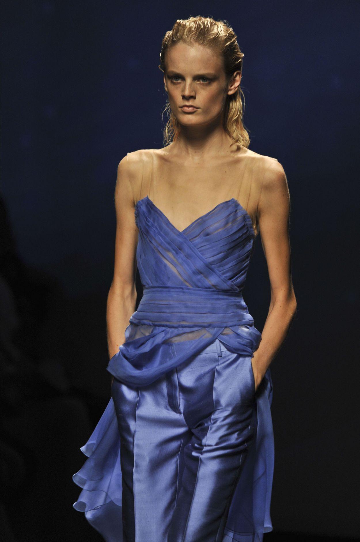 Alberta Ferretti Summer 2013 Collection Milano Fashion Week