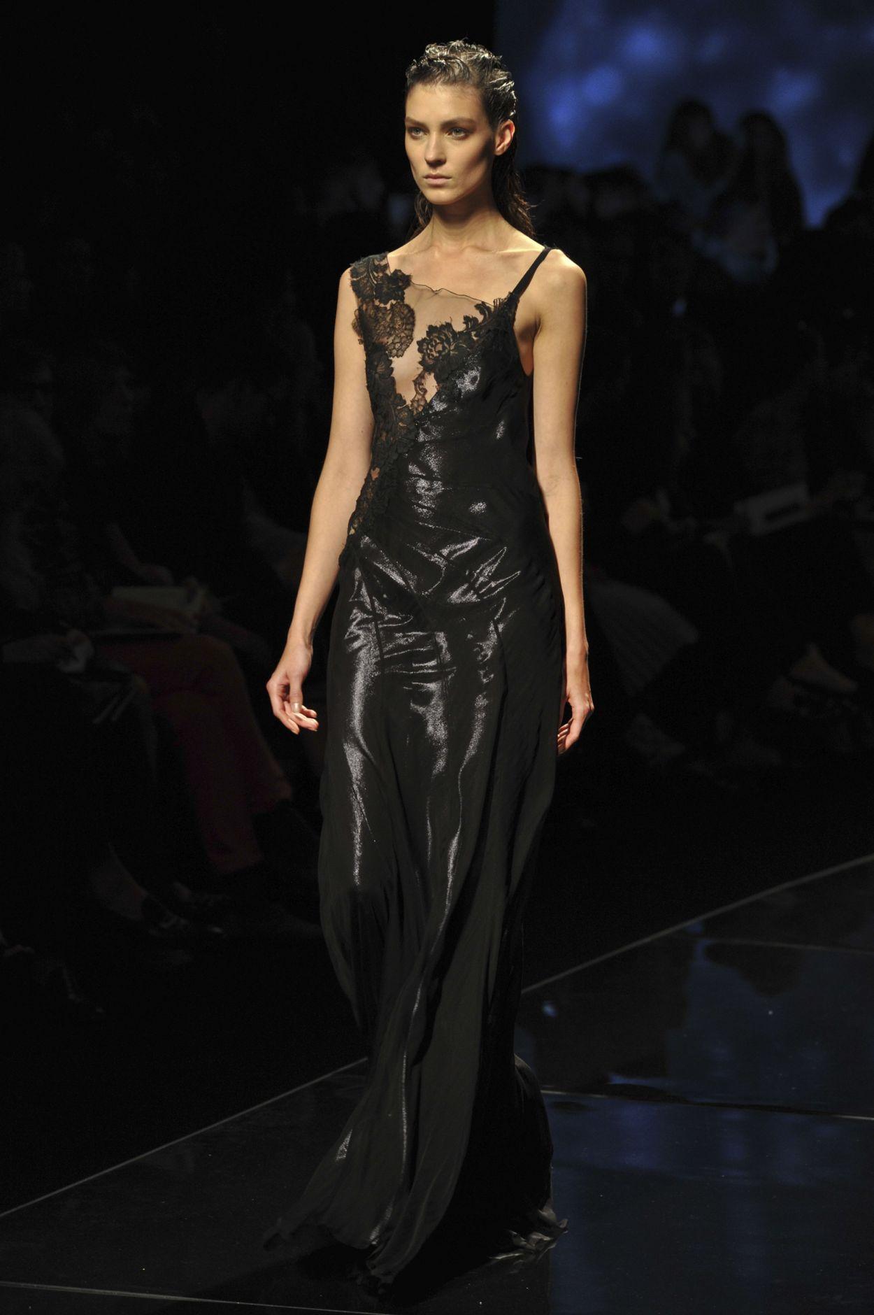 Alberta Ferretti Women's Collection 2013 Milan Fashion Week