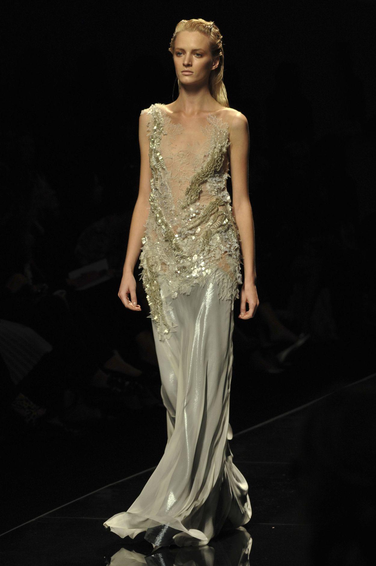 Alberta Ferretti Women's Collection 2013 Milano Fashion Week