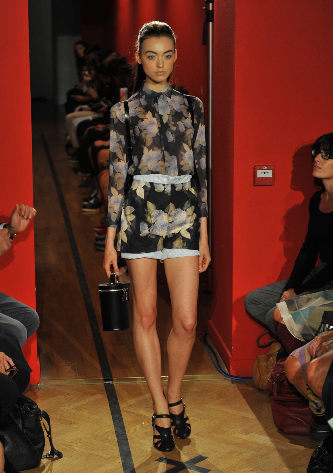 Andrea Incontri Runway Milano Fashion Week