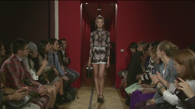 Andrea Incontri Spring Summer 2013 Women's Fashion Show - Milano Fashion Week