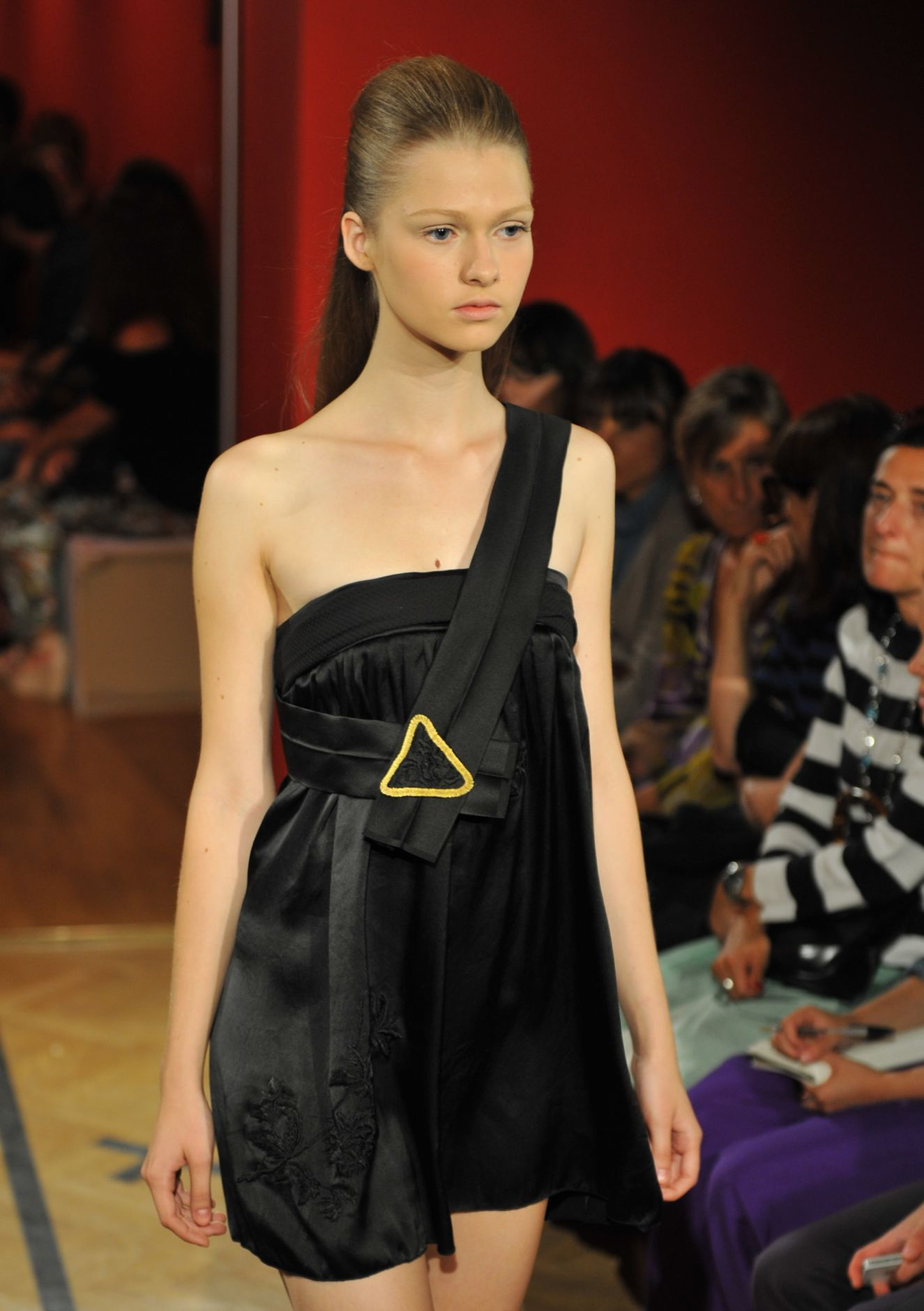 Andrea Incontri Women's Collection 2013 Milan Fashion Week