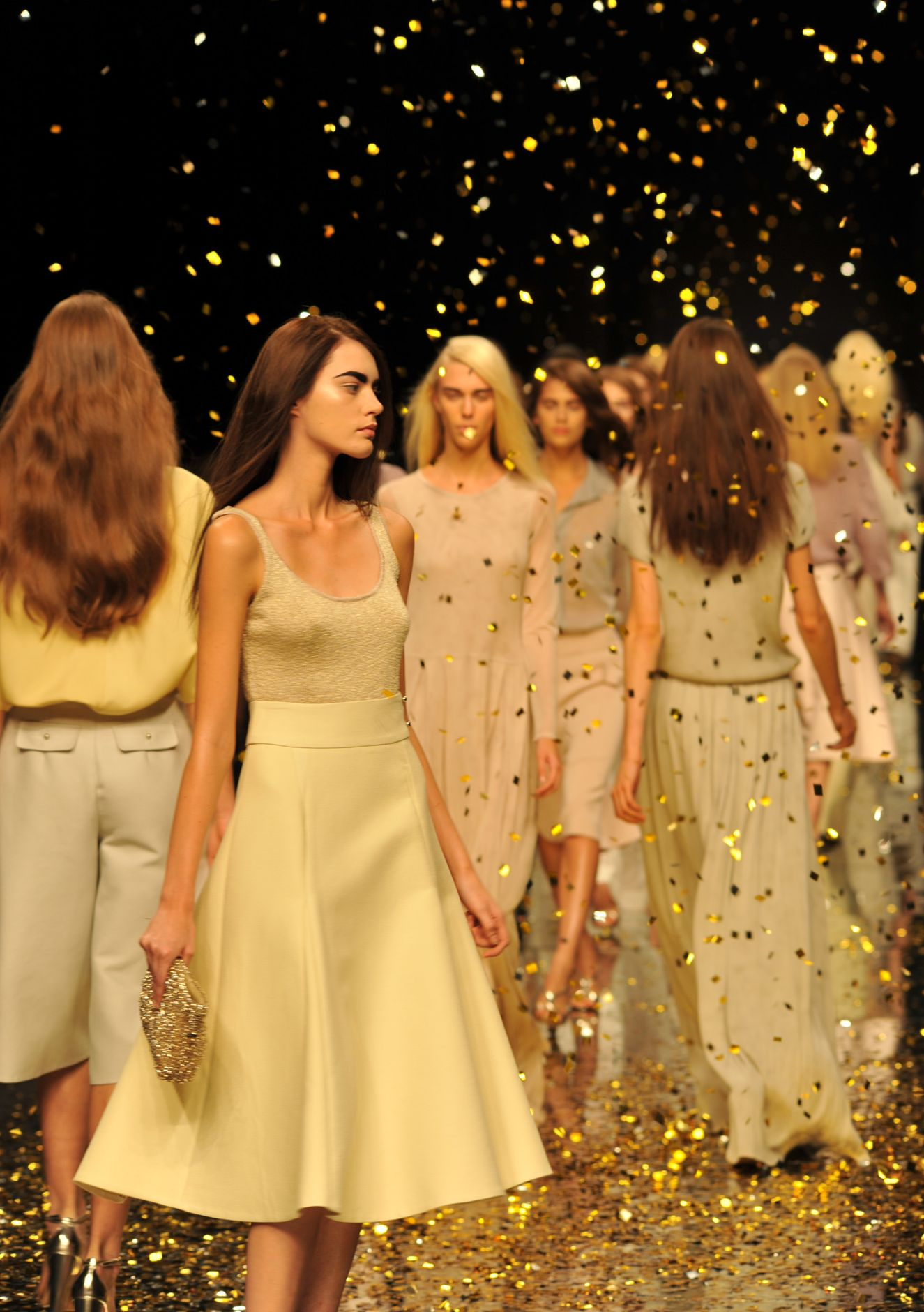 Anteprima Catwalk Finale Milano Fashion Week