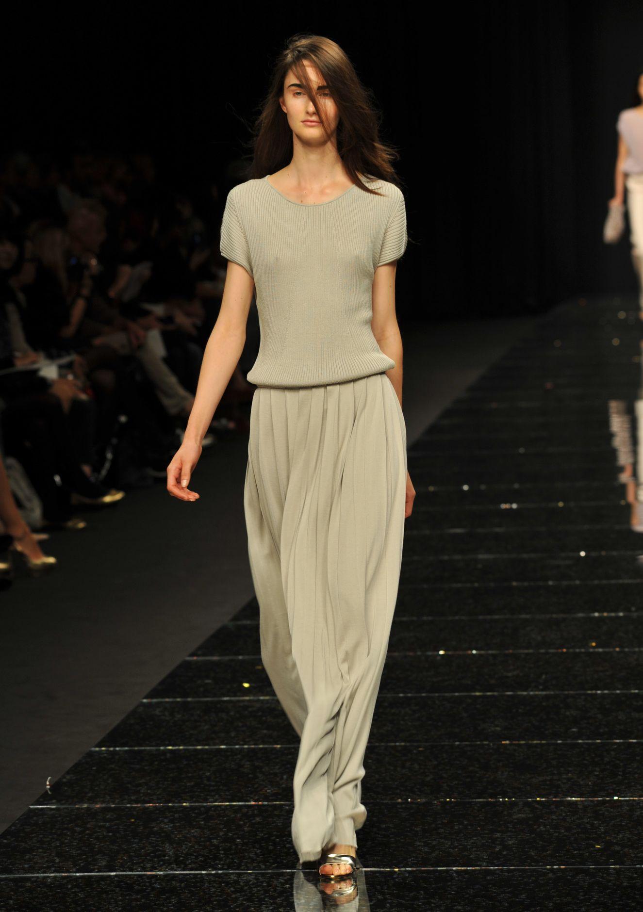Anteprima Catwalk Milano Fashion Week