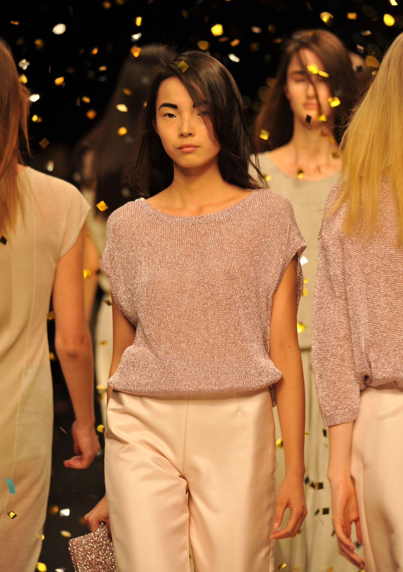 Anteprima Runway Finale Milan Fashion Week