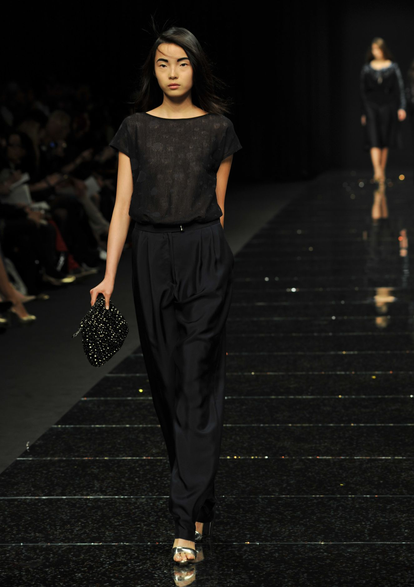 Anteprima Spring 2013 Collection Milan Fashion Week