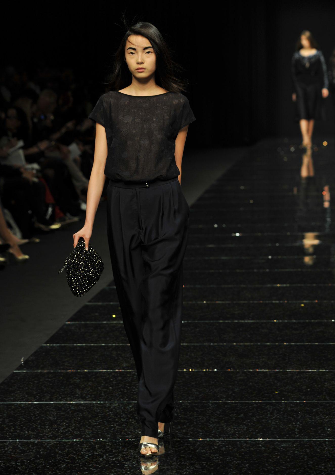 Anteprima Spring 2013 Collection Milan Fashion Week