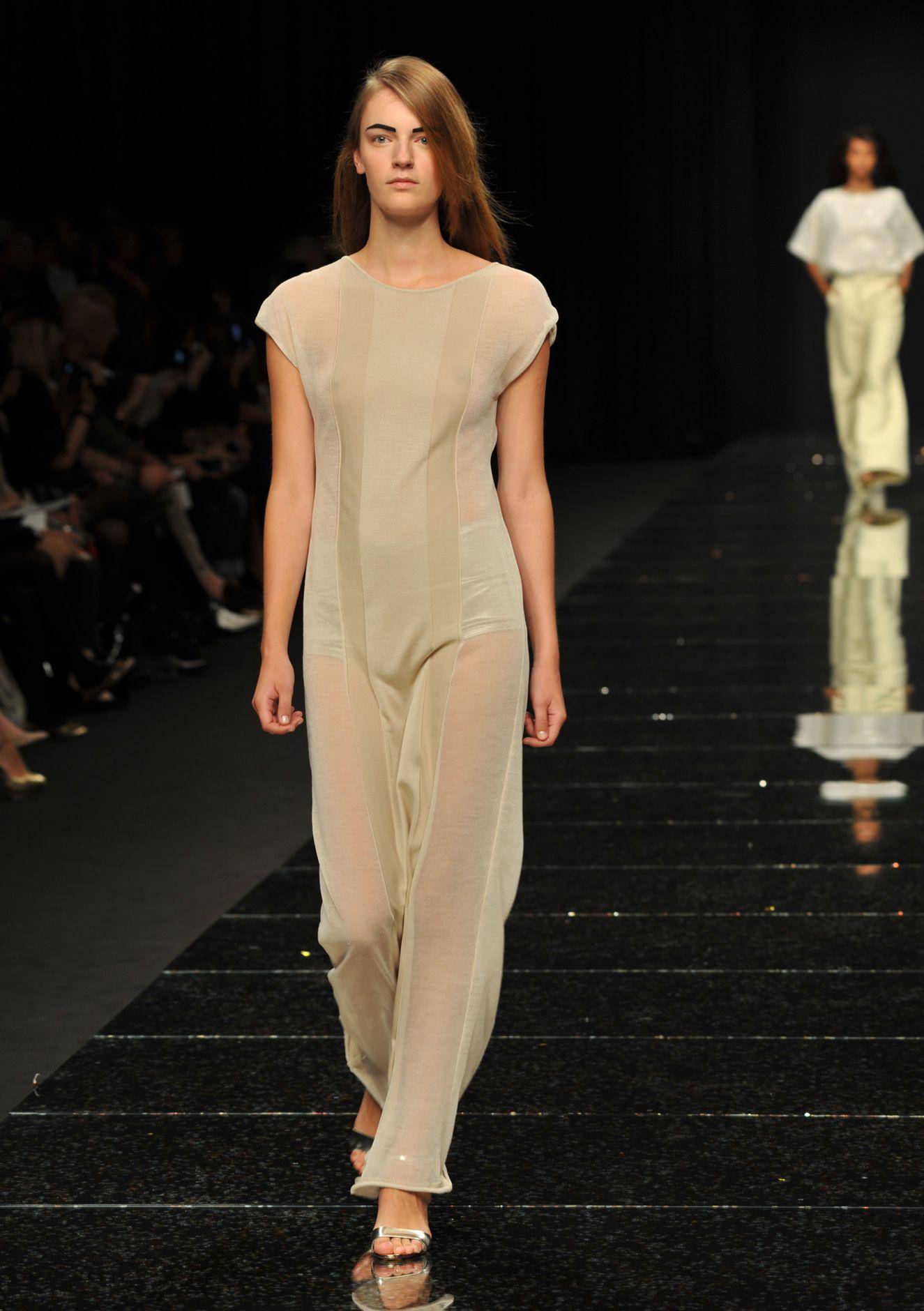 Anteprima Spring 2013 Collection Milano Fashion Week