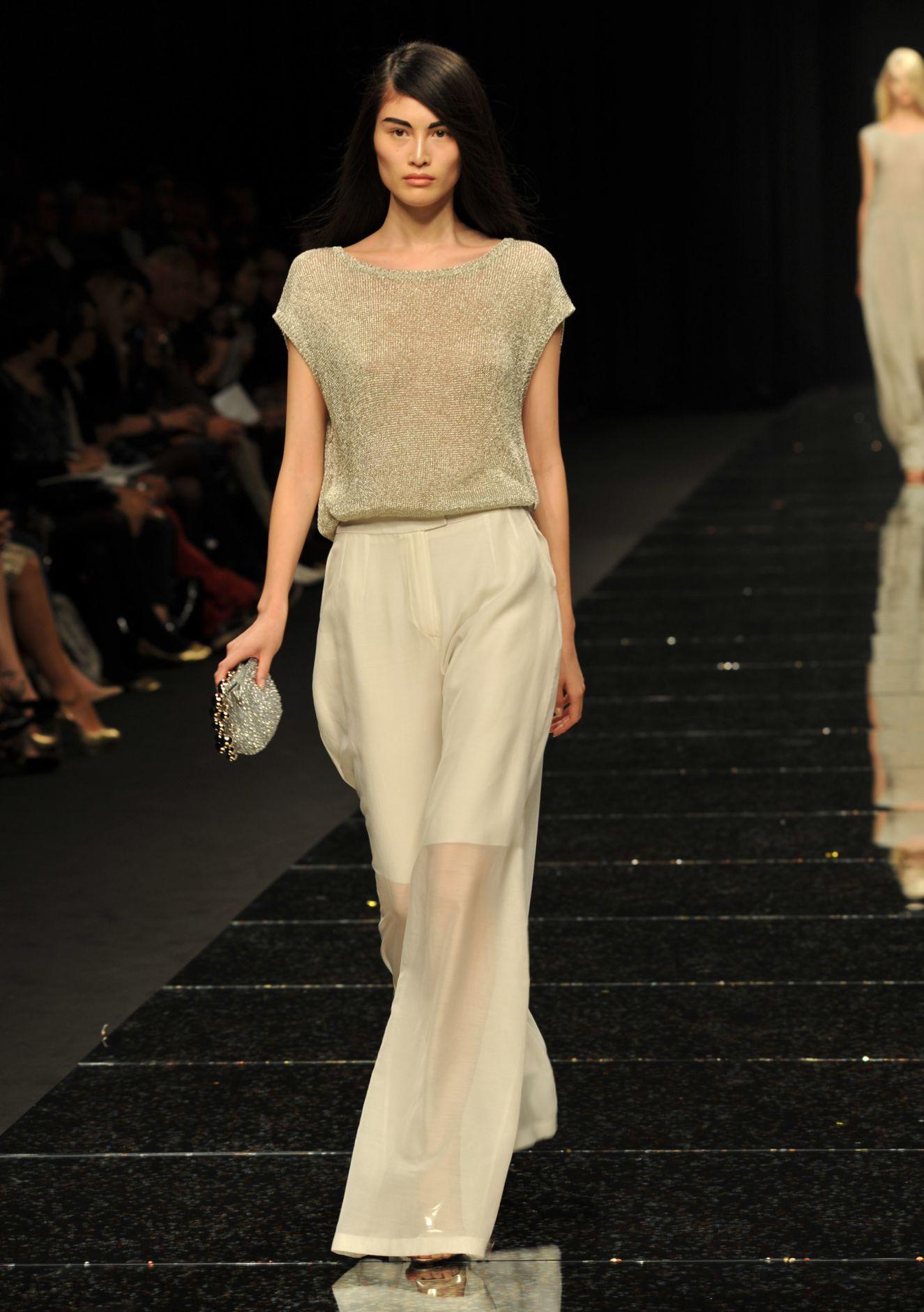 Anteprima Spring 2013 Women Fashion Show