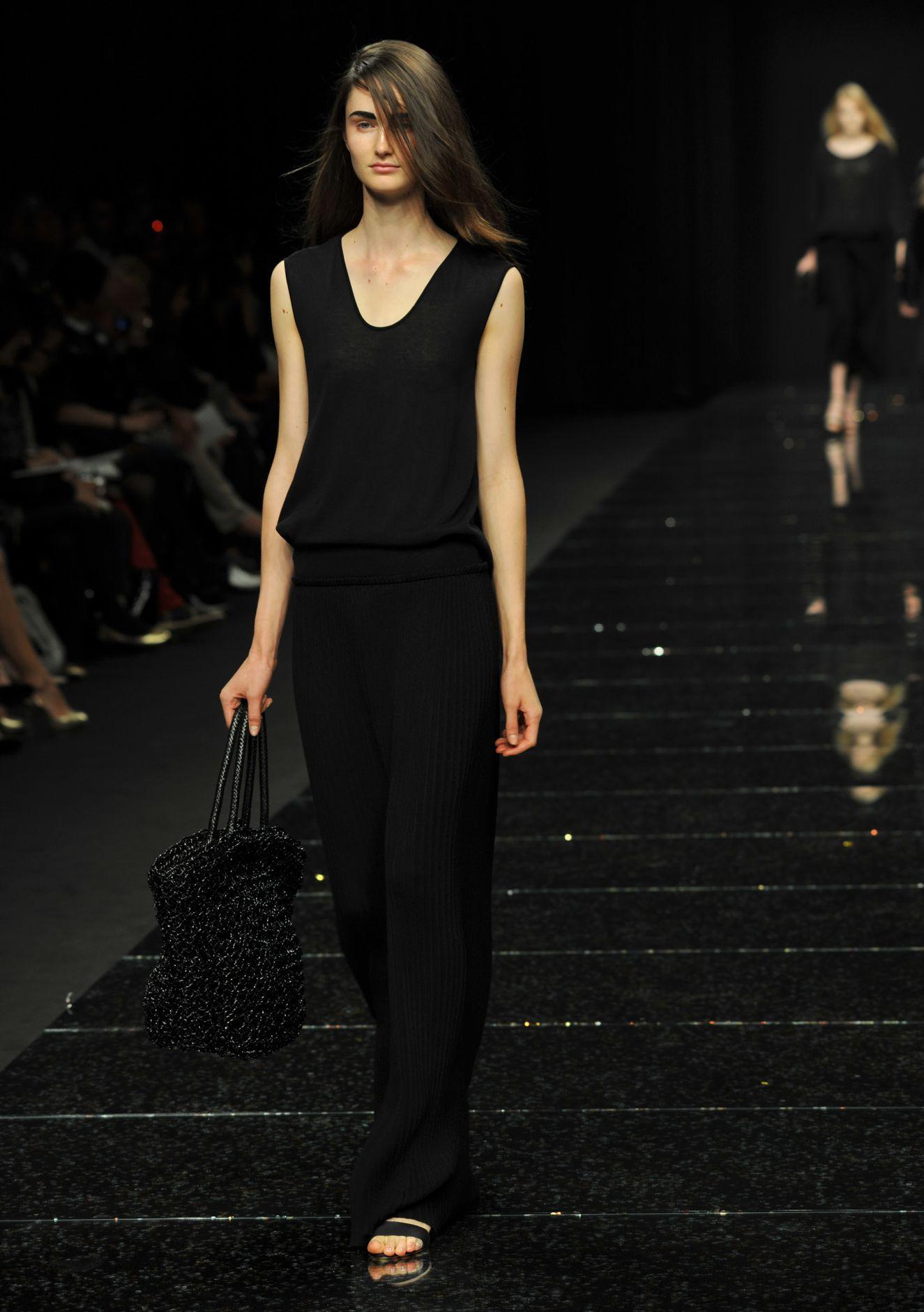 Anteprima Spring Summer 2013 Women Collection Milano Fashion Week