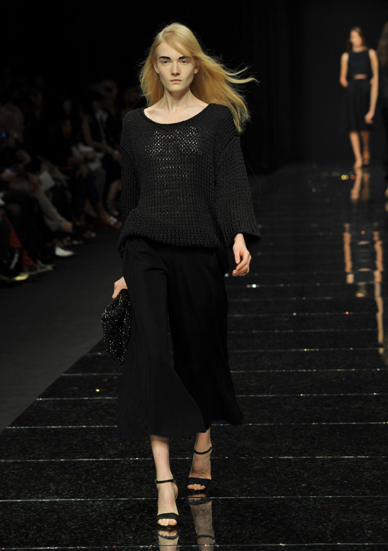 Anteprima Spring Summer 2013 Women Collection Milano Fashion Week Fashion Show