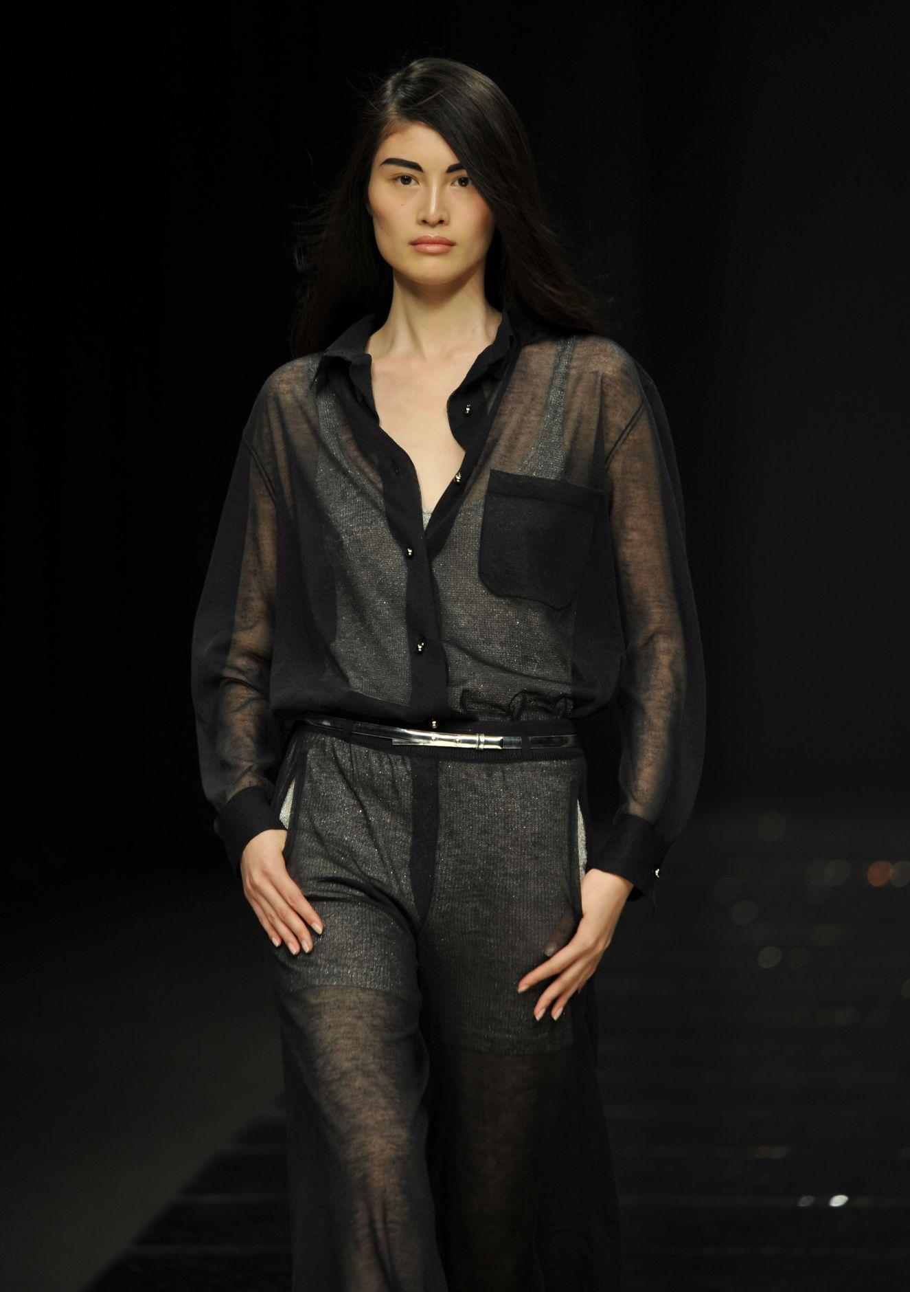 Anteprima Summer 2013 Collection Milan Fashion Week