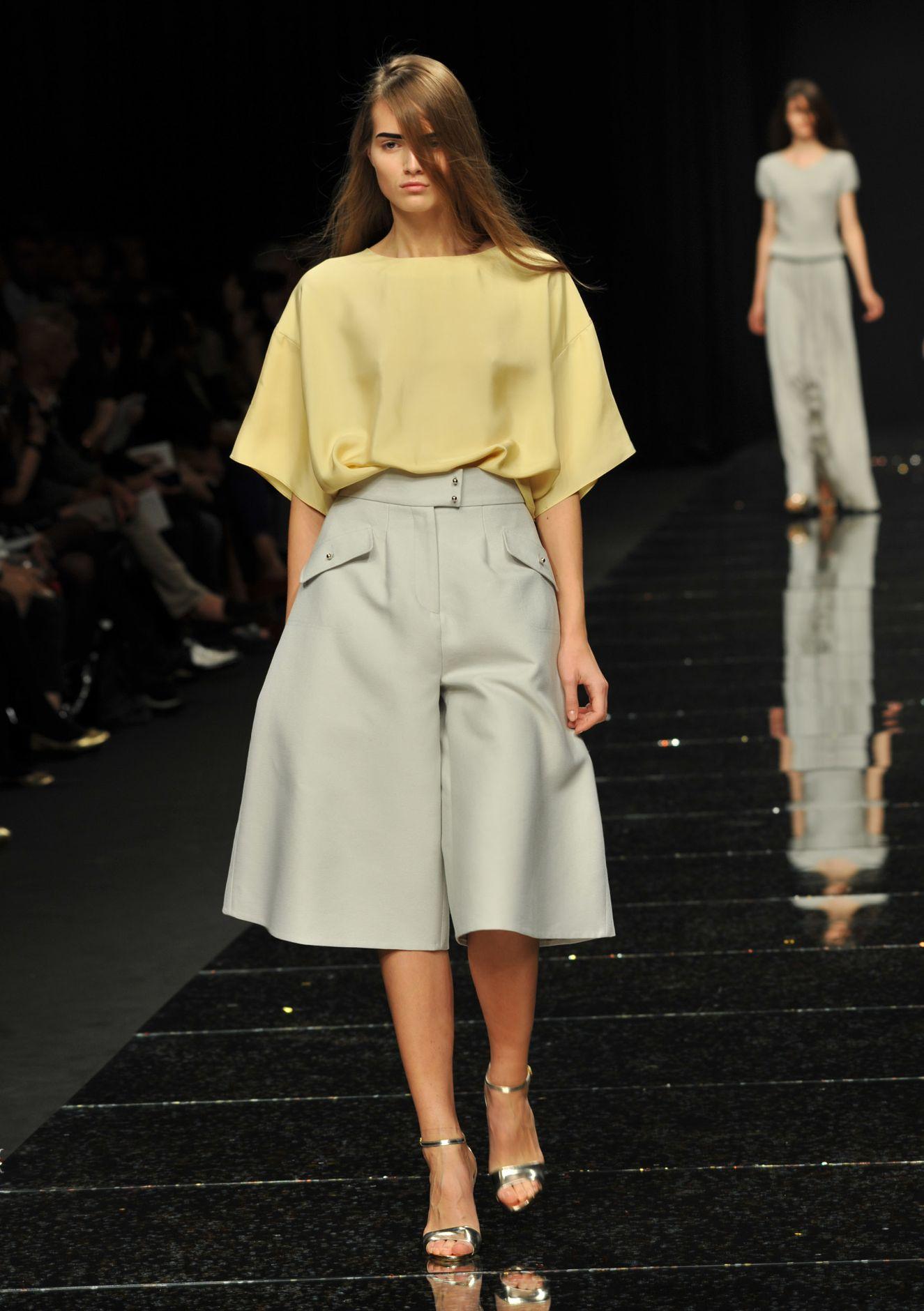 Anteprima Summer 2013 Collection Milano Fashion Week