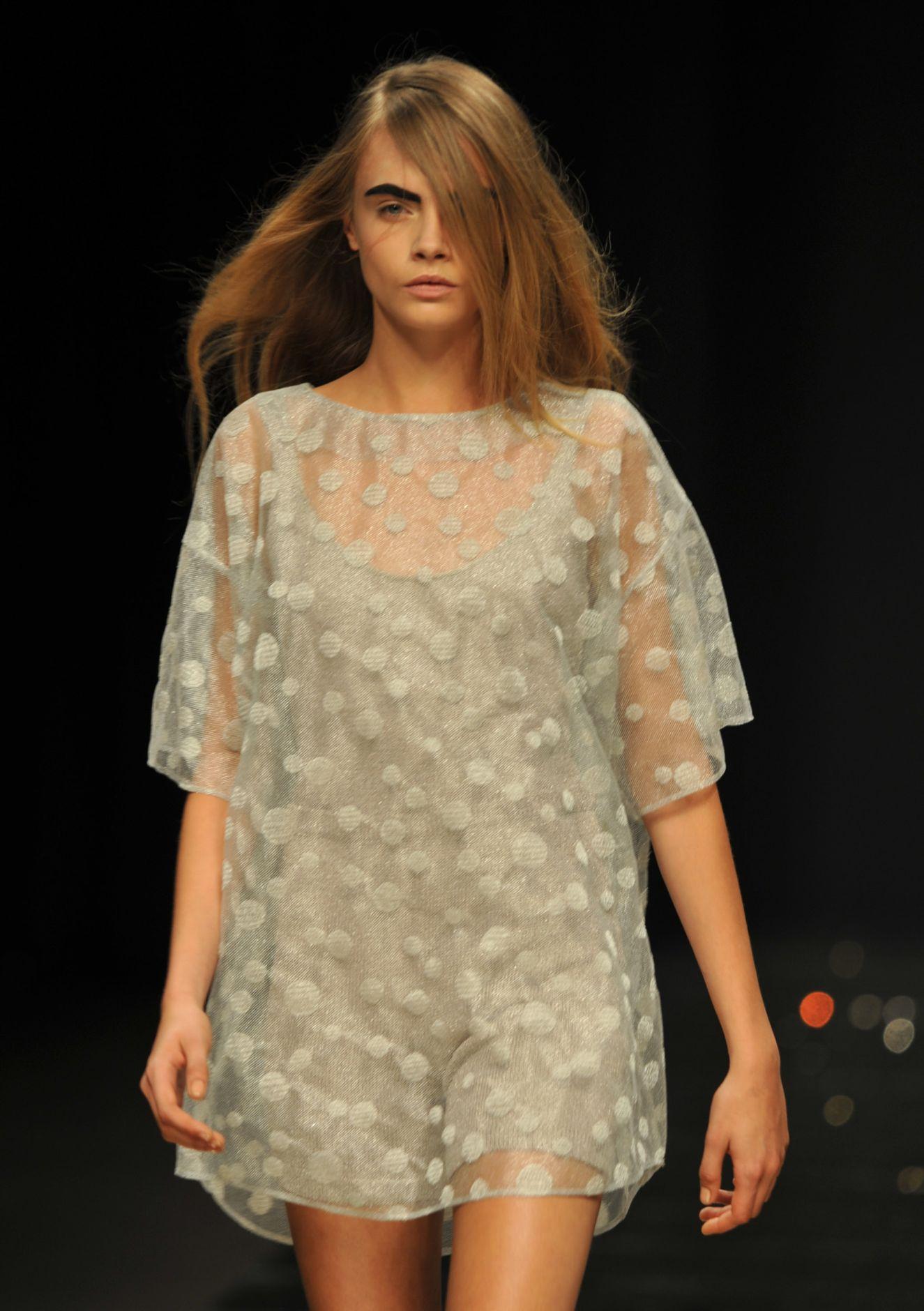 Anteprima Women's Collection 2013 Milan Fashion Week