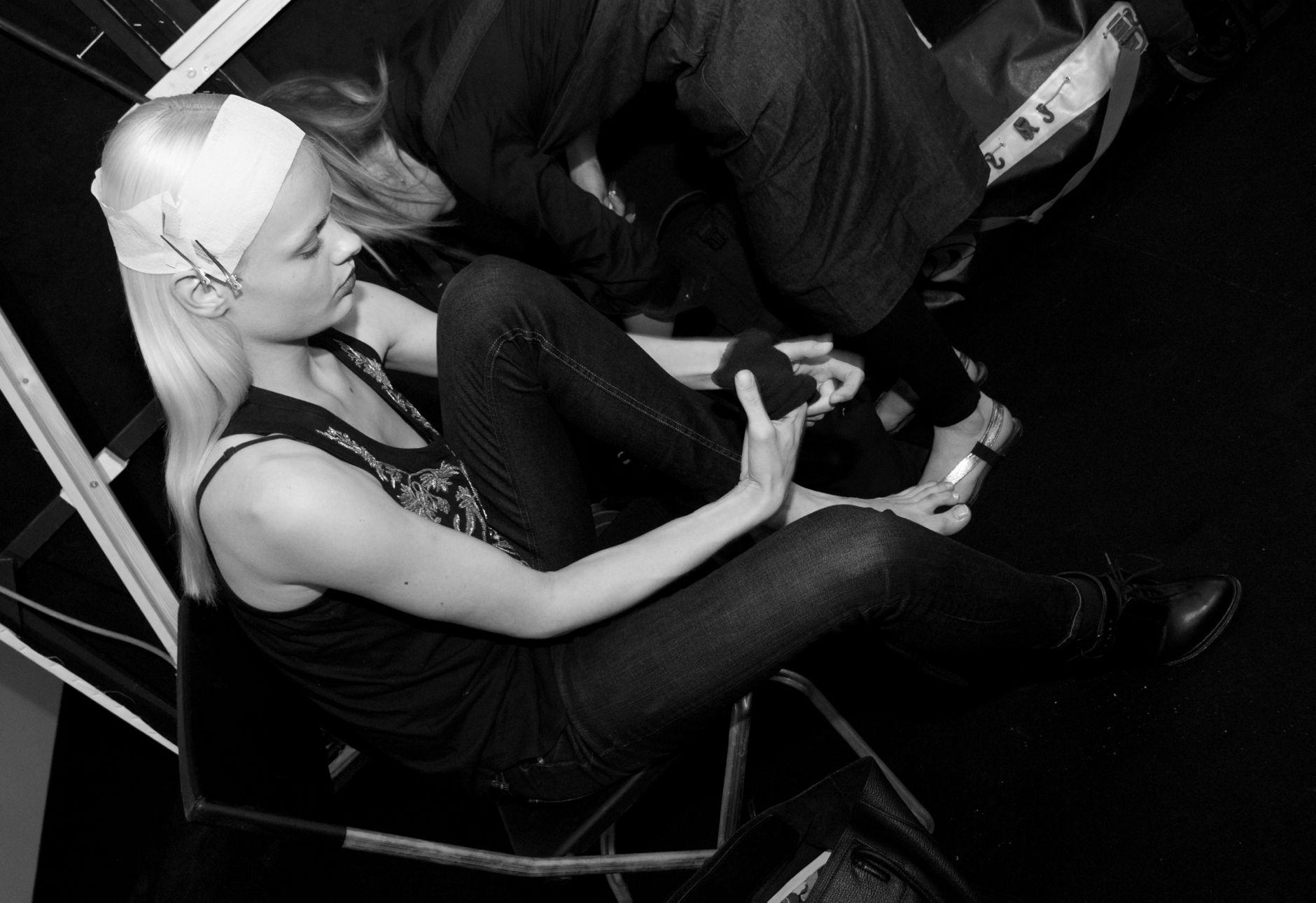 Backstage N°21 2013