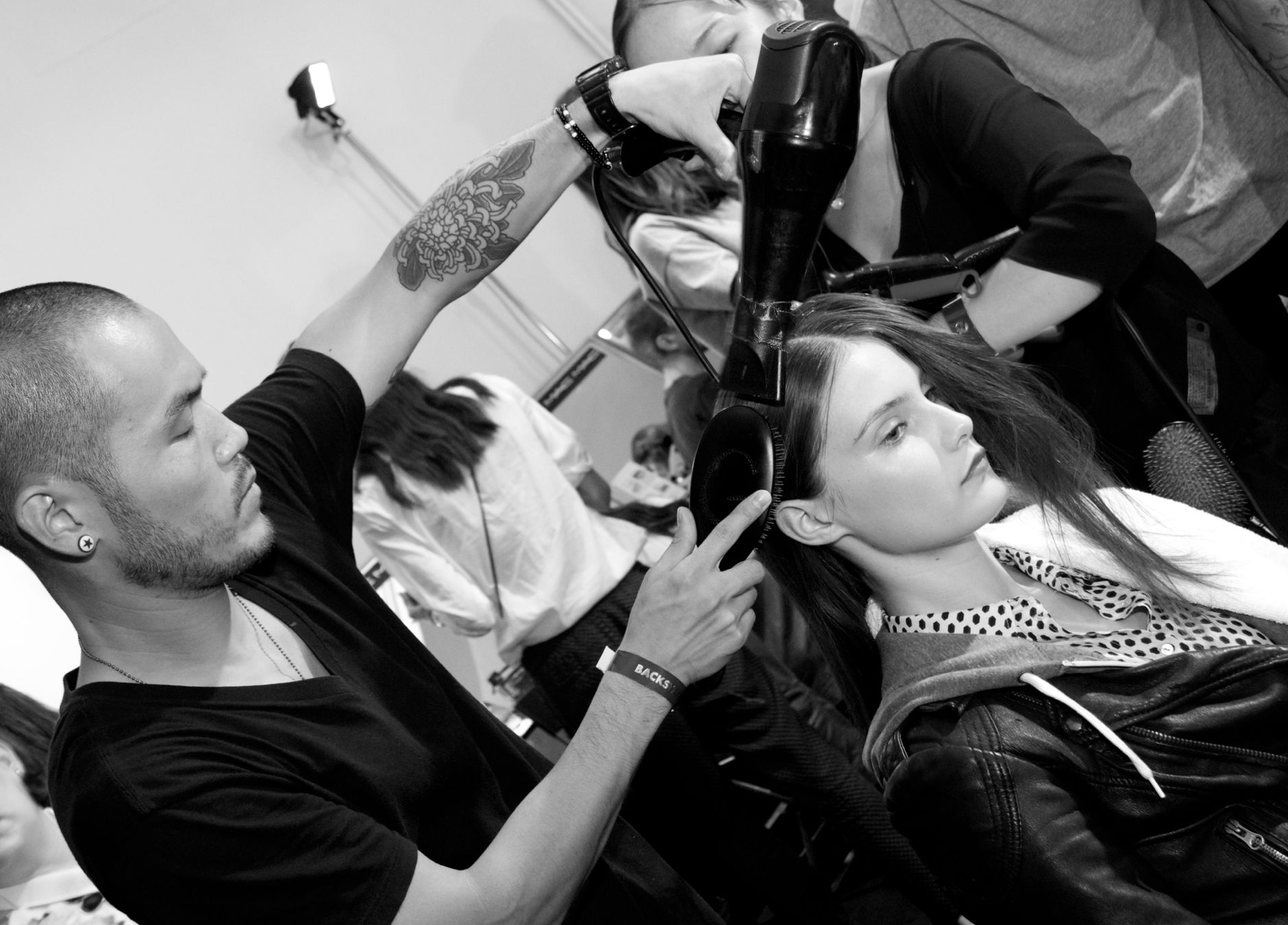 Backstage N°21 Milan Fashion Week