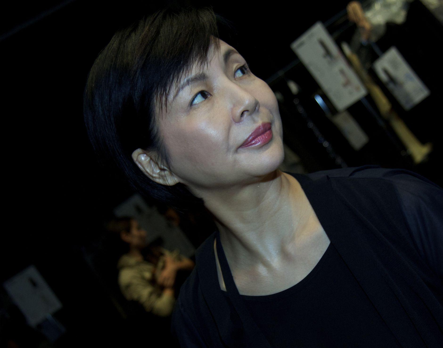 Izumi Ogino Anteprima Backstage