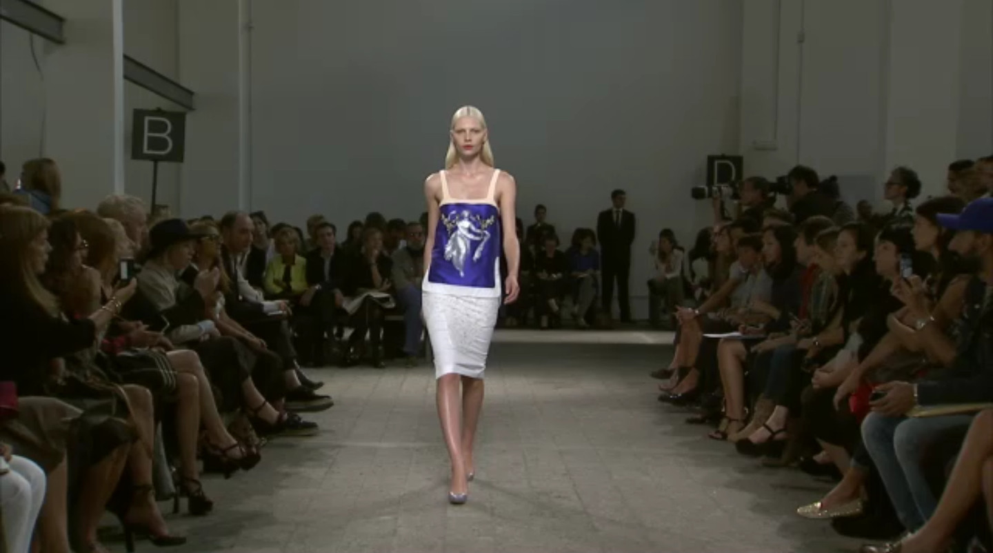 N°21 Spring Summer 2013 Women's Fashion Show - Milano Fashion Week
