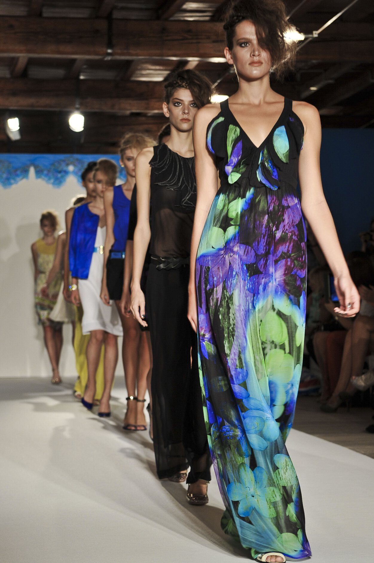 Paola Frani Runway Finale