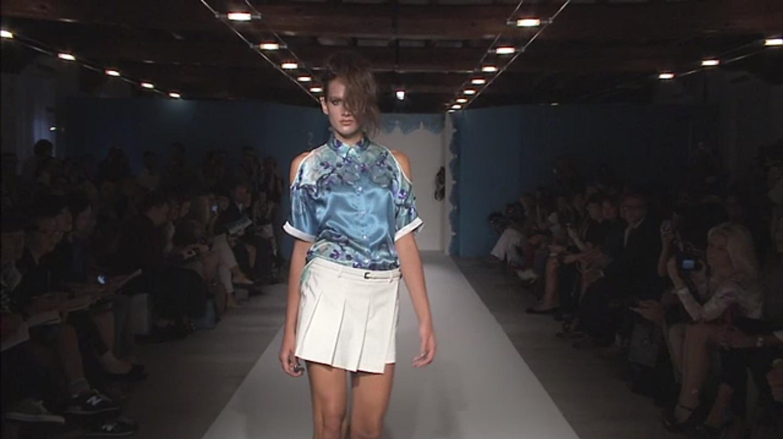 Paola Frani Spring Summer 2013 Women's Fashion Show - Milano Fashion Week