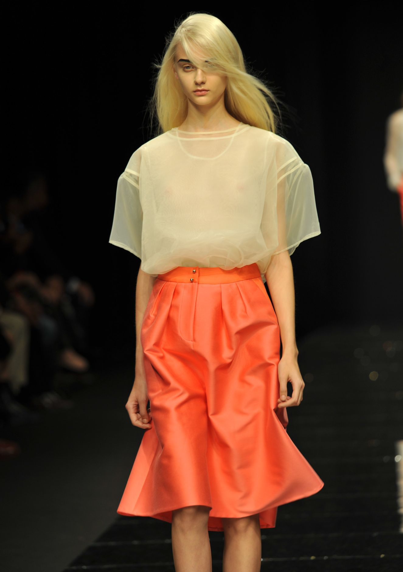 Runway Anteprima Spring Summer 2013 Women Collection Milano Fashion Week