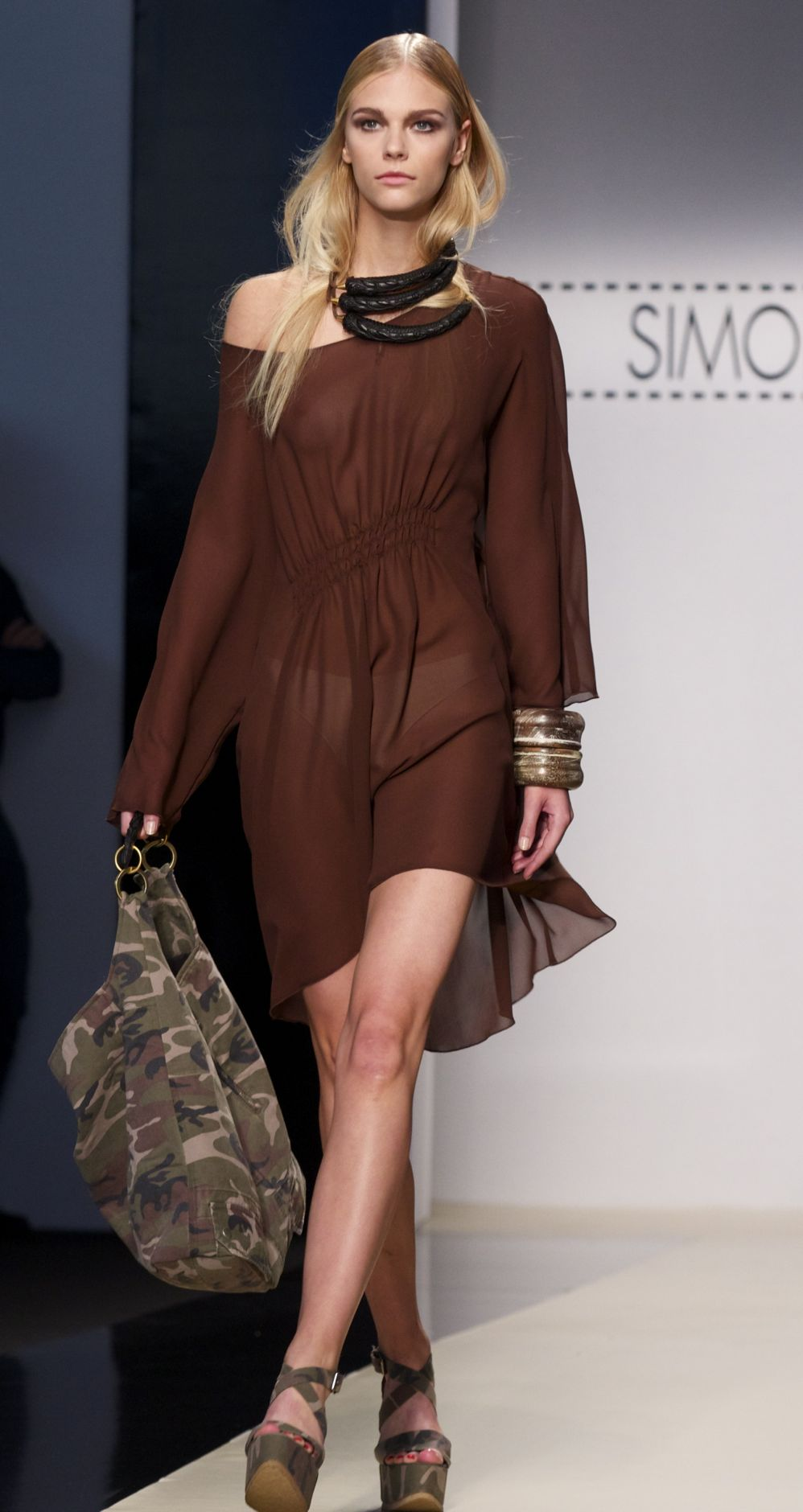 Simonetta Ravizza Spring Summer 2013 Women Collection Milano Fashion-Week Simonetta Ravizza 2013 Spring Summer