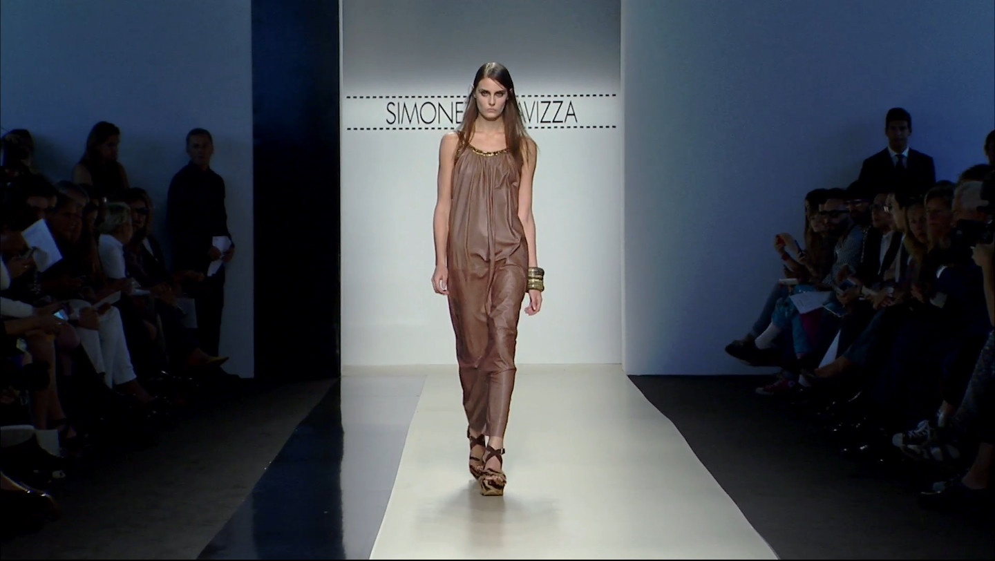Simonetta Ravizza Spring Summer 2013 Women's Fashion Show - Milano Fashion Week