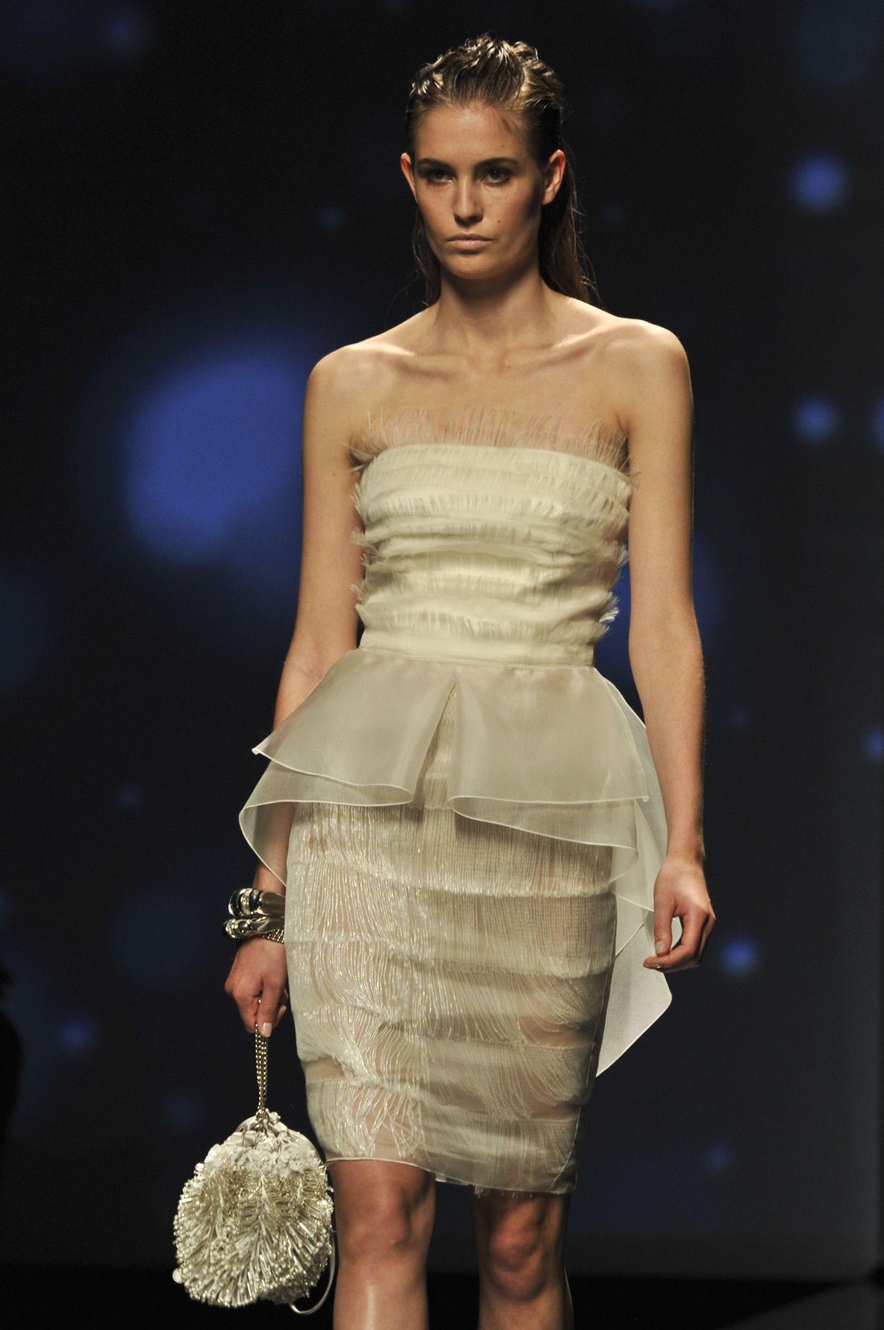 Spring 2013 Fashion Show Alberta Ferretti